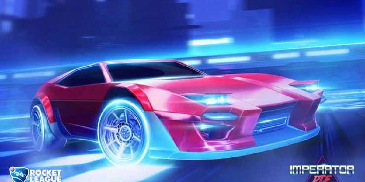 Rocket League added a new restricted-time football mode