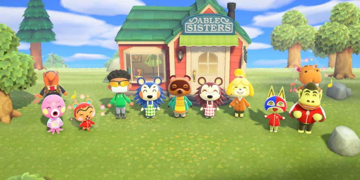 Animal Crossing New Horizons is the second most a success recreation
